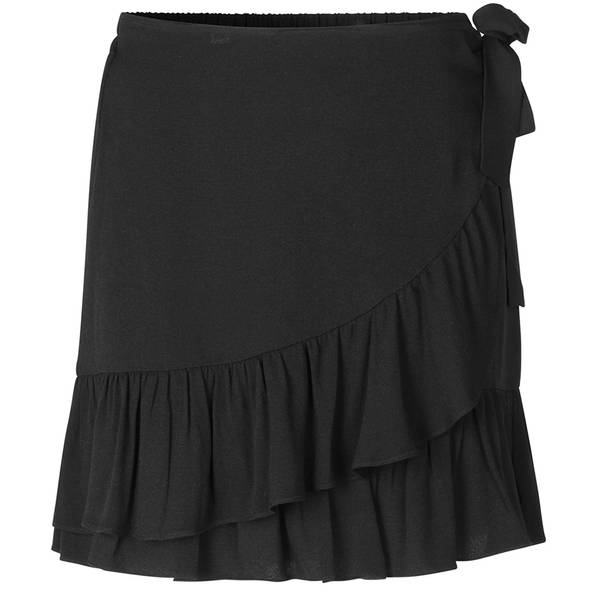 Bilde av Second Female - Kimmy Short Skirt Svart