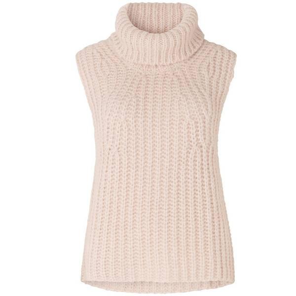 Bilde av Second Female - Ivory Knit Vest